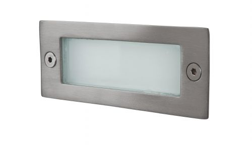Firstlight 8101ST Stainless Steel LED Wall & Step Light